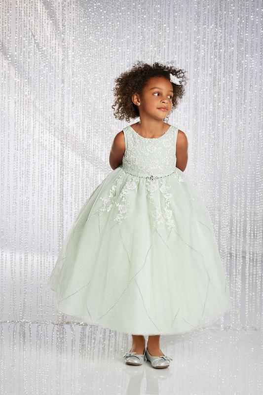 Cute Little bridesmaid