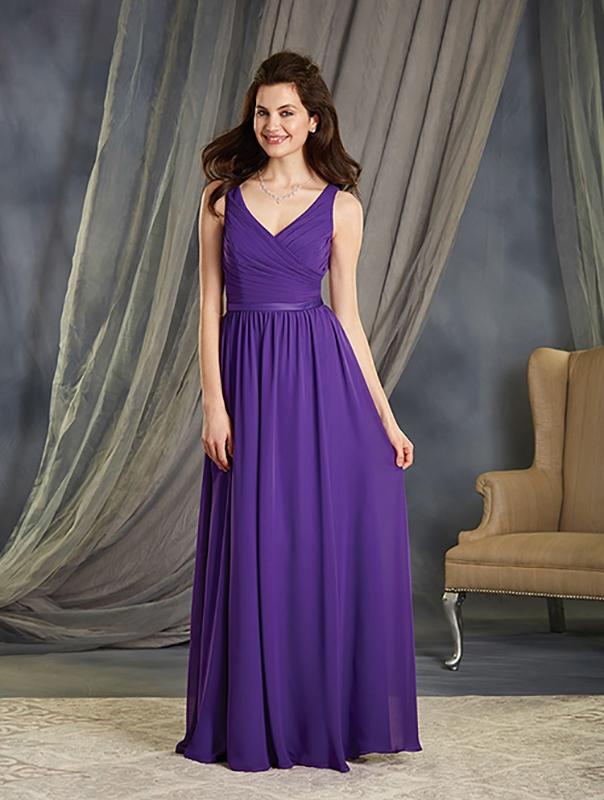 Occasion wear bridesmaid
