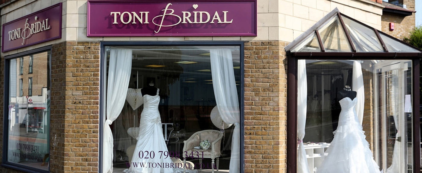 Best bridal shops Surrey