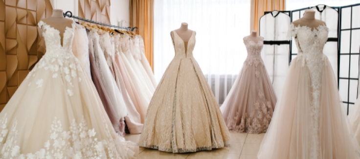Consider Your Body Type And Choose A Suitable Wedding Dress Toni Bridal